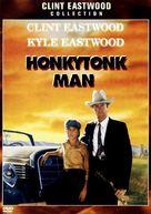 Honkytonk Man - DVD cover (xs thumbnail)