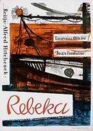 Rebecca - Yugoslav Movie Poster (xs thumbnail)