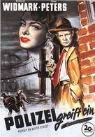 Pickup on South Street - German Movie Poster (xs thumbnail)
