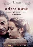 La hija de un ladrón - Spanish Movie Poster (xs thumbnail)