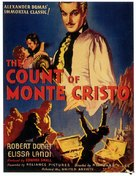 The Count of Monte Cristo - Movie Poster (xs thumbnail)