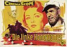 The Left Hand of God - German Movie Poster (xs thumbnail)