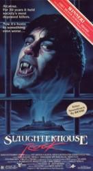 Slaughterhouse Rock - VHS cover (xs thumbnail)