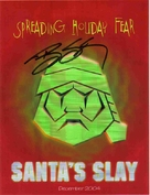 Santa's Slay - Canadian Movie Poster (xs thumbnail)