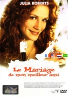 My Best Friend's Wedding - French Movie Cover (xs thumbnail)
