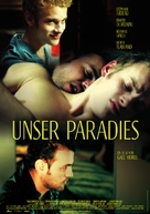 Notre paradis - German Movie Poster (xs thumbnail)