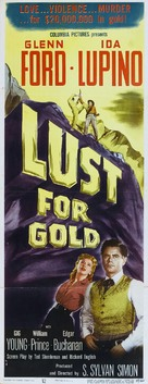 Lust for Gold - Movie Poster (xs thumbnail)