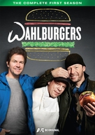 """Wahlburgers"" - DVD cover (xs thumbnail)"