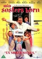 Min søsters børn - Danish DVD cover (xs thumbnail)