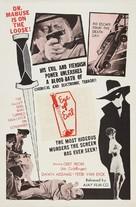 Die 1000 Augen des Dr. Mabuse - Theatrical poster (xs thumbnail)