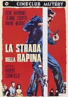 Plunder Road - Italian DVD cover (xs thumbnail)