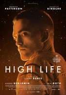 High Life - Dutch Movie Poster (xs thumbnail)