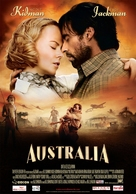 Australia - Romanian Movie Poster (xs thumbnail)