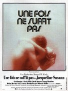Jacqueline Susann's Once Is Not Enough - French Movie Poster (xs thumbnail)