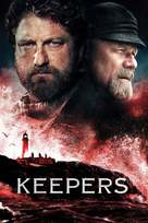 Keepers - British Movie Cover (xs thumbnail)