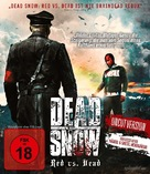 Død Snø 2 - German Blu-Ray cover (xs thumbnail)