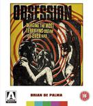 Obsession - British Blu-Ray movie cover (xs thumbnail)