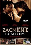 Total Eclipse - Polish DVD movie cover (xs thumbnail)