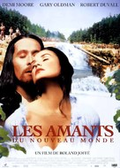 The Scarlet Letter - French Movie Poster (xs thumbnail)