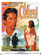 The Honorary Consul - French Movie Poster (xs thumbnail)