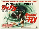 The Fly - British Combo movie poster (xs thumbnail)