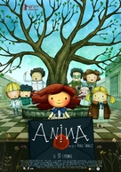 Anina - French Movie Poster (xs thumbnail)