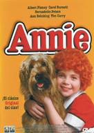 Annie - Spanish DVD cover (xs thumbnail)
