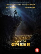 City of Ember - Belgian Movie Cover (xs thumbnail)