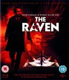 The Raven - British Blu-Ray movie cover (xs thumbnail)