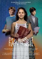 Die Flaschenpost-Insel - German Movie Poster (xs thumbnail)