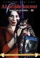 Az prijde kocour - Czech DVD cover (xs thumbnail)