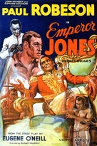 The Emperor Jones - Movie Poster (xs thumbnail)