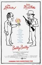 Buddy Buddy - Advance poster (xs thumbnail)