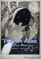 Frau im Mond - German Movie Poster (xs thumbnail)