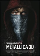 Metallica Through the Never - Spanish Movie Poster (xs thumbnail)