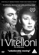 I vitelloni - British DVD movie cover (xs thumbnail)