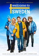 """Welcome to Sweden"" - Movie Poster (xs thumbnail)"