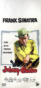 Johnny Concho - Italian Movie Poster (xs thumbnail)