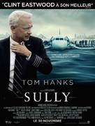 Sully - French Movie Poster (xs thumbnail)