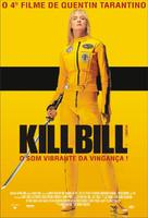 Kill Bill: Vol. 1 - Brazilian Movie Poster (xs thumbnail)