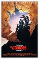 The Goonies - Movie Poster (xs thumbnail)