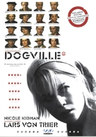 Dogville - Finnish DVD movie cover (xs thumbnail)