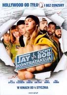 Jay And Silent Bob Strike Back - Polish Movie Poster (xs thumbnail)