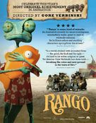Rango - For your consideration movie poster (xs thumbnail)