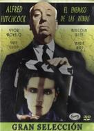The Lodger - Spanish Movie Cover (xs thumbnail)