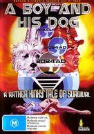 A Boy and His Dog - Australian DVD cover (xs thumbnail)