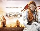 Elizabeth: The Golden Age - British Movie Poster (xs thumbnail)