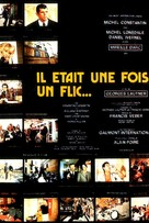 Il était une fois un flic... - French Movie Poster (xs thumbnail)
