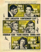 From Here to Eternity - Movie Poster (xs thumbnail)