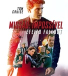 Mission: Impossible - Fallout - Brazilian Movie Cover (xs thumbnail)